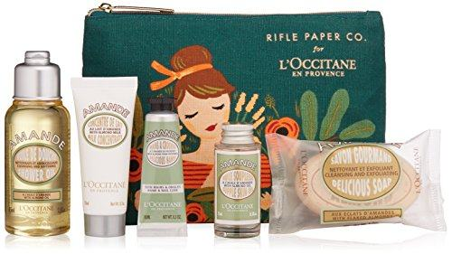 L'Occitane Sweet Almond Wishes Discovery Kit Rifle Paper