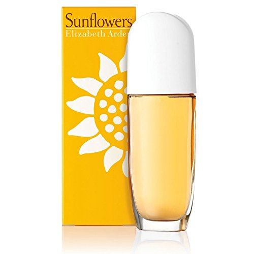 Sunflowers By Elizabeth Arden For Women. Eau De Toilette Spray 1.7 Oz.