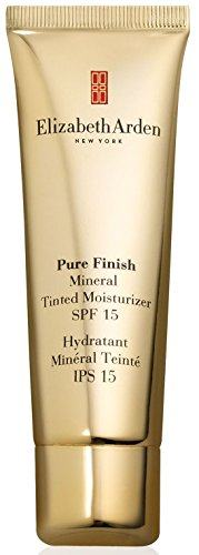 Elizabeth Arden Pure Finish Mineral Tinted Moisturizer SPF 15 Broad Spectrum Sunscreen, Deep, 1.7 fl. oz.