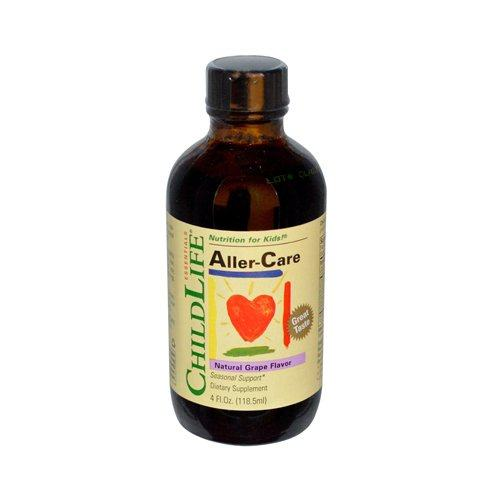 Childlife Aller-care Grape - 4 Fl OzChildlife Aller-care Grape - 4 Fl Oz-【以实际重量为准】