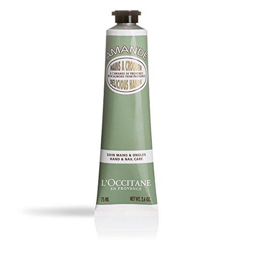 L'Occitane Almond Delicious Hands, 2.6 Oz